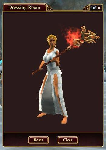 Geschenk zum Abschluss der Beta Phase: Staff of the rising Phoenix
