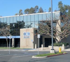 SOE Zentrale in San Diego