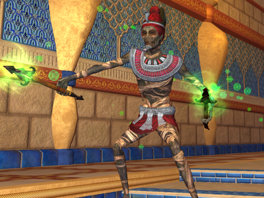 EverQuest II Extended: GU 61 - Dynamic Dungeos (Screenshot: ZAM)
