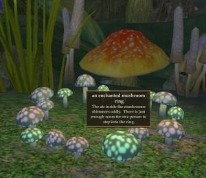 EverQuest 2 - Die Pilzringe der Mondlicht Verzauberungen