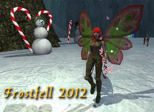 EverQuest II - Frostfell in Norrath