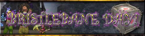 EverQuest II Live-Event: Bristlebanestage
