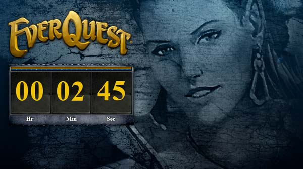 EverQuest - free-to-play Countdown