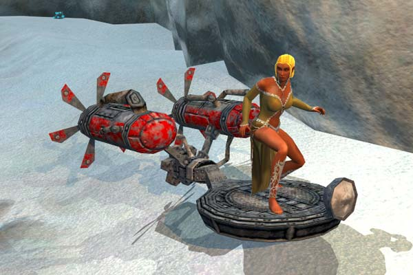 EverQuest 2 - K.R.A.C.H. Hoverpad