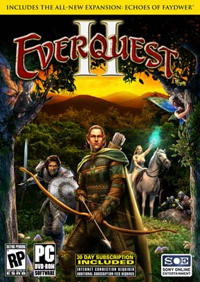 EverQuest 2 Erweiterung - Echoes of Faydwer