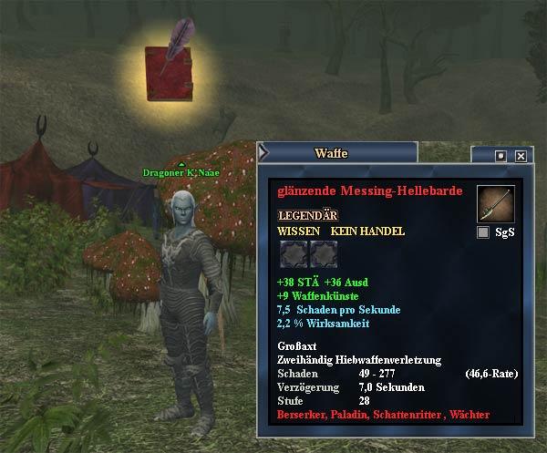 EverQuest II Erbequest - Dragoner K'Naae von den Thexianern