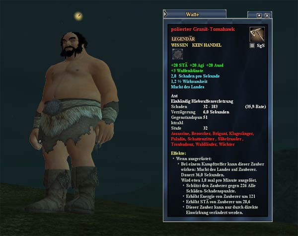EverQuest 2 Erbequest - Eine Axt aus der Vergangenheit