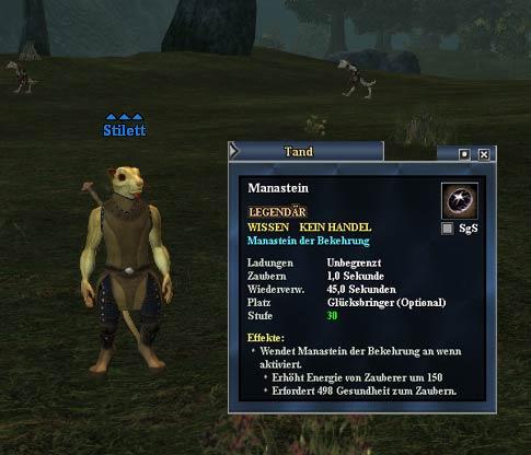 EverQuest 2 Erbequest - Stiletts Aufträge abgefangen