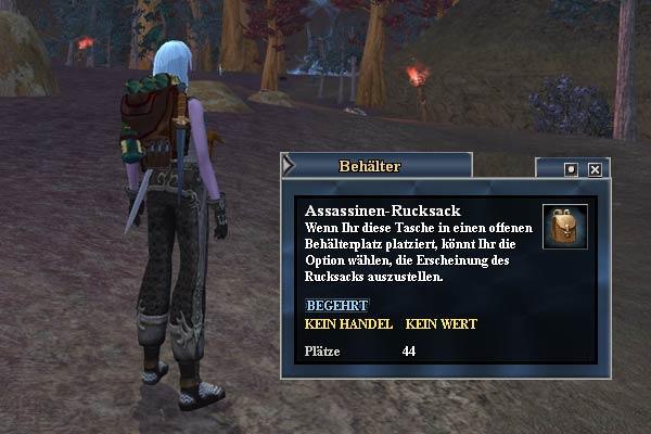 EverQuest 2 - Der Assassinen-Rucksack ist der Deal vom Freitag