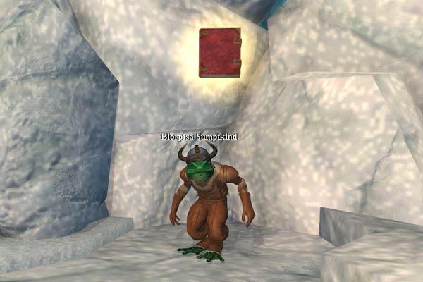 EverQuest 2 - Blorpisa wartet schon auf den Kern