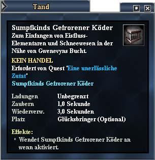 EverQuest 2 - Blorpisas gefrorener Köder