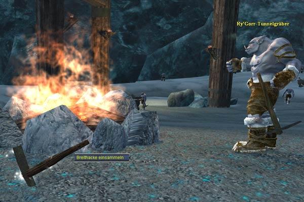 EverQuest 2 - Die Bergbau-Werkzeuge der Orks