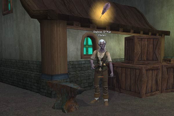EverQuest 2 - Dalvos D'Nar