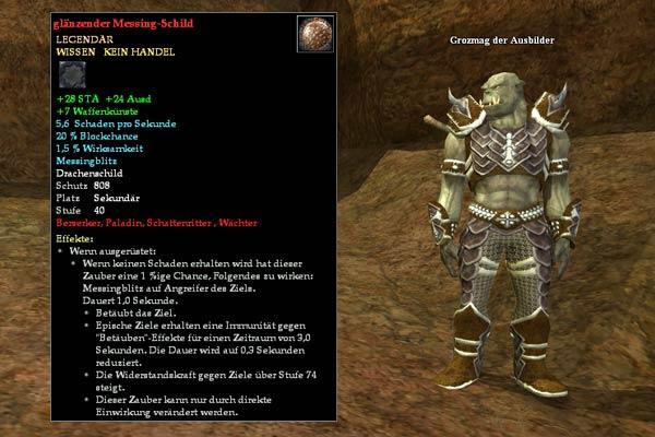 EverQuest 2 - Erbequest - Grozmag der Ausbilder