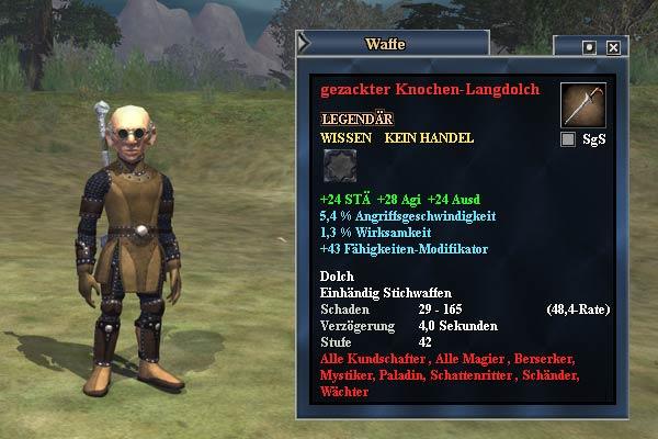 EverQuest 2 - Leelav Yekl in den verzauberten Landen