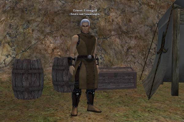 EverQuest 2 - Ausbilder Ernest Eisengriff