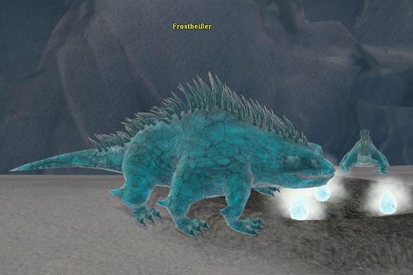 EverQuest 2 - Frostbeißer-Basilisken