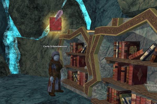 EverQuest 2 - Gerla Schmelzwasser kennt sich mit Elementaren aus