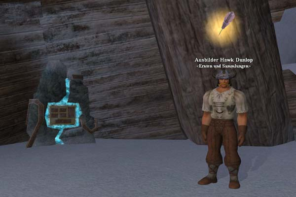 EverQuest 2 - Ausbilder Hawk Dunlop