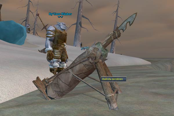 EverQuest 2 - Die Ballisten sind schwer bewacht