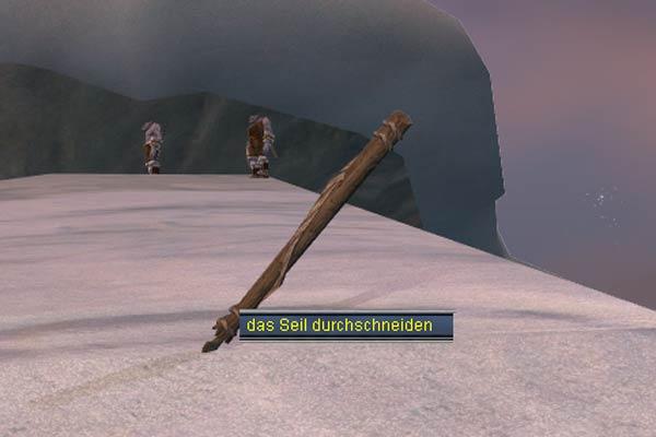 EverQuest 2 - Finde die Speere und durchtrenne die Seile