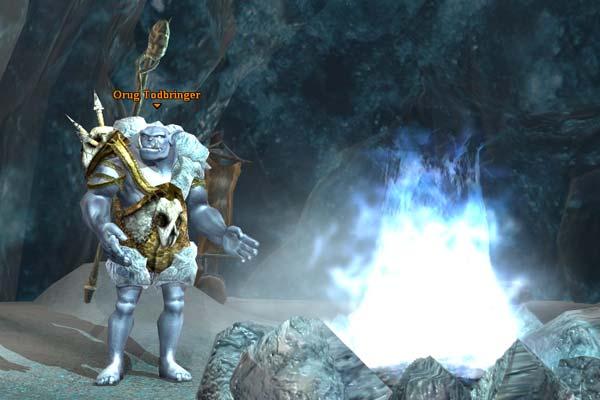 EverQuest 2 - Orug Todbringer der Nekromant