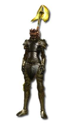 EverQuest II – Die Rasse der Iksar