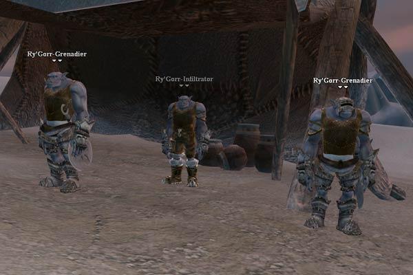 EverQuest 2 - Holt die Schädel der Ry'Gorr-Orks