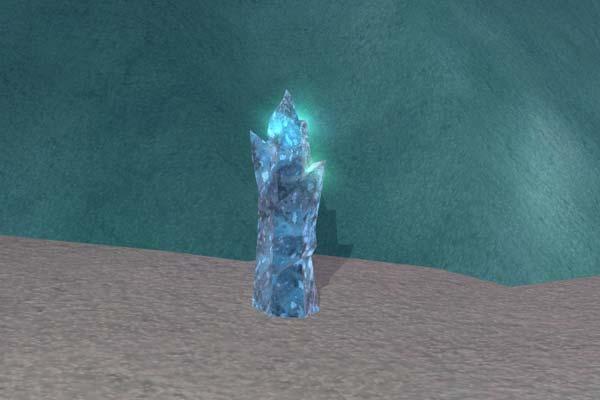 EverQuest 2 - Seltsame Eiskristalle