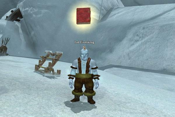 EverQuest 2 - Tad Eisenkrug warten schon am Fesligen Grat