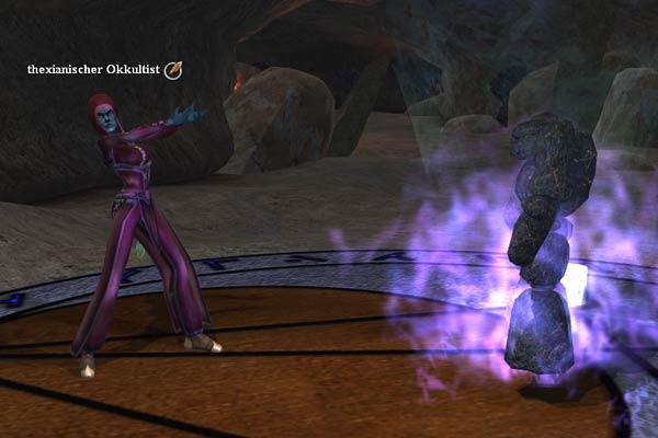 EverQuest 2 - Thexianischer Okkultist