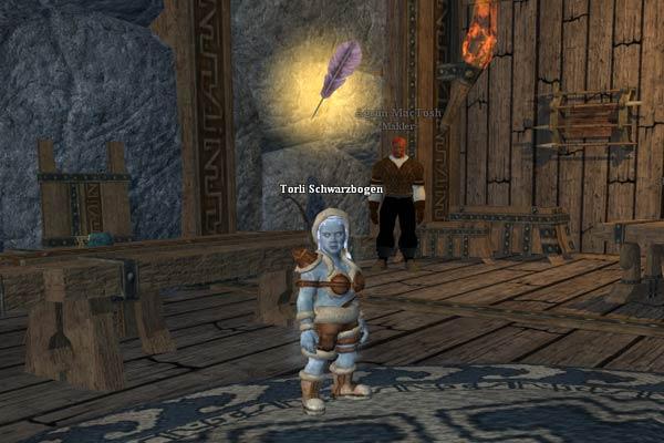EverQuest 2 - Torli Schwarzbogen