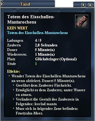 EverQuest 2 - Das Totem für den Taucher
