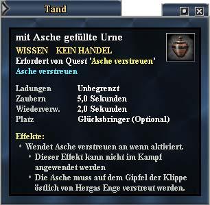 EverQuest 2 - Die Urne mit der Asche der gefallenen Krieger