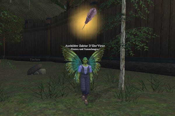 EverQuest 2 - Ausbilder Zaktar D'Zhe'Virae