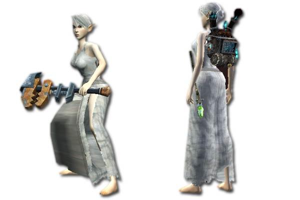 EverQuest 2 - Bastelfest : Rucksack und Schraubenschlüssel