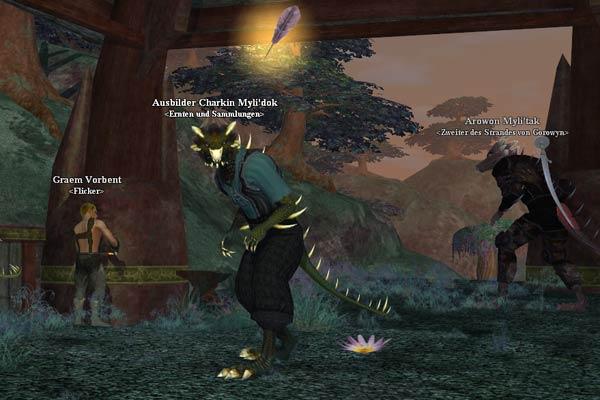EverQuest 2 - Ausbilder Charkin Myli'Dok