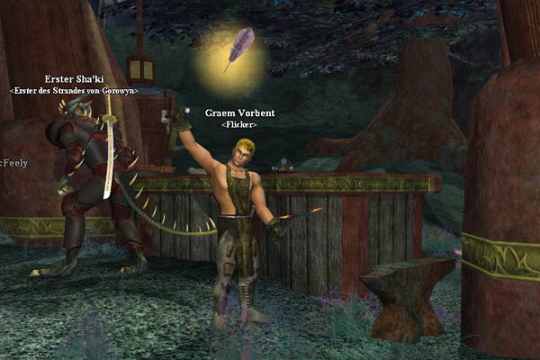 EverQuest 2 - Flicker Graem Vorbent