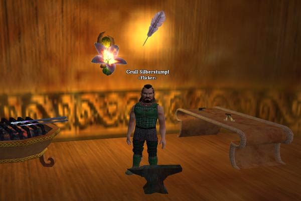 EverQuest 2 -  Flicker Grull Silberstrumpf