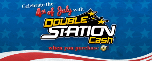 SOE - Doppeltes Station Cash am 4. Juli