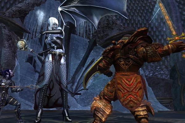 EverQuest 2 - Raidmob Tserrina Syl'Tor im Turm der gefrorenen Schatten