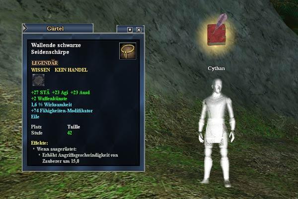 """EverQuest 2 - Erbequest """"Die Lehren des Yoru"""""""