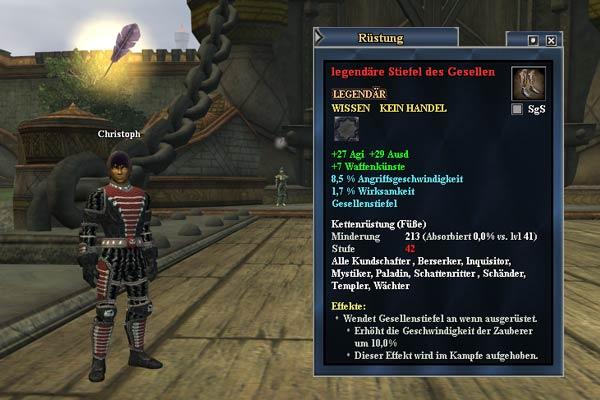 """EverQuest 2 - Erbequest """"Die Reise ist das halbe Vergnügen"""""""