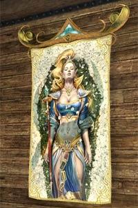 EverQuest 2 - Firiona Vie Gedächtniswandteppich