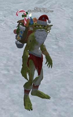 EverQuest 2 - Nikoglug bring die Geschenke