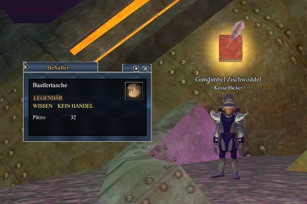 """EverQuest 2 - Erbequest: """"Die erstaunlichen Erfindungen eines verrückten Gnoms"""""""