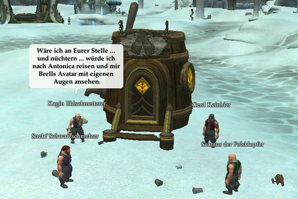 EverQuest 2 - Brautag-Portal zu Brells Taverne