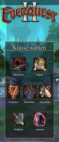 """EverQuest 2 -Freie Klassenwahl für """"Free-to-play"""" Spieler"""