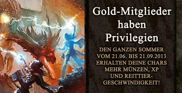 EverQuest 2 - Sommer-Goldrausch: Belohnungen für Gold-Mitglieder