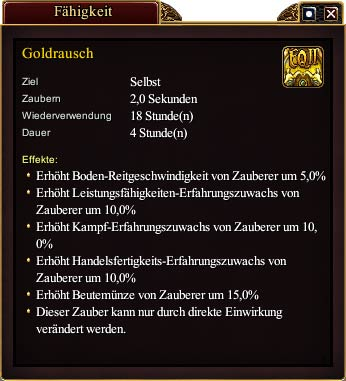 """EverQuest 2 - Die neue Fähigkeit """"Goldrausch"""""""